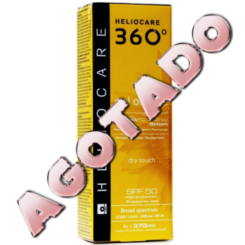 Heliocare 360º Spf50 50 ml, Protector Solar Gel Oil-Free.