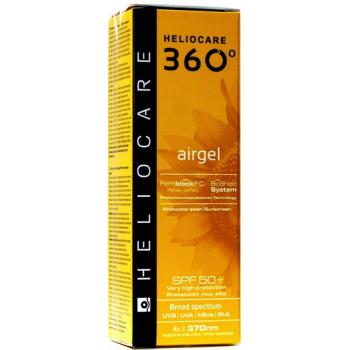 Heliocare 360º Airgel (Spf50+) 60 ml, Protector Solar.